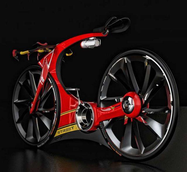Triathlon Race Bike concept (5)
