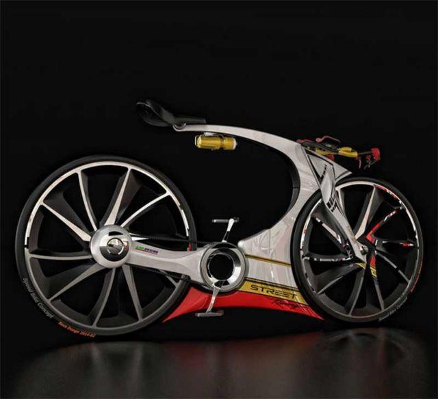 Triathlon Race Bike concept (3)