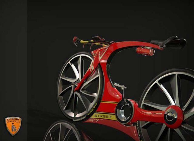 Triathlon Race Bike concept (1)
