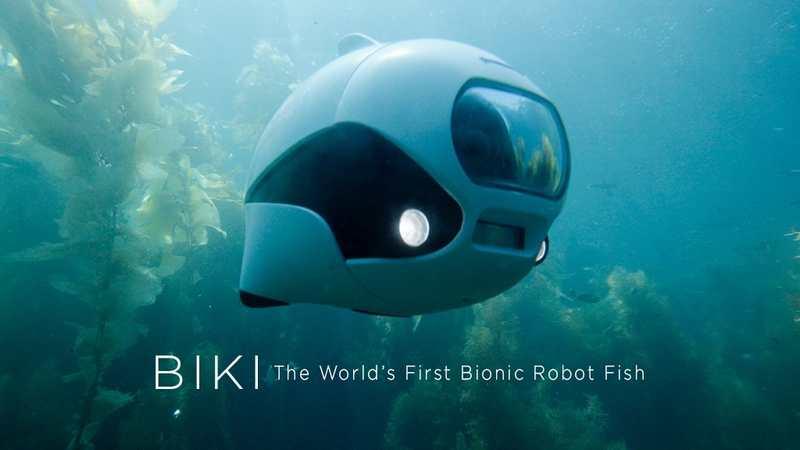 Biki underwater drone (6)