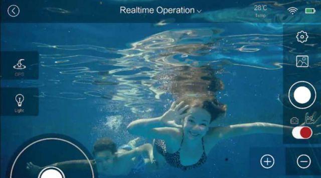 Biki underwater drone (3)