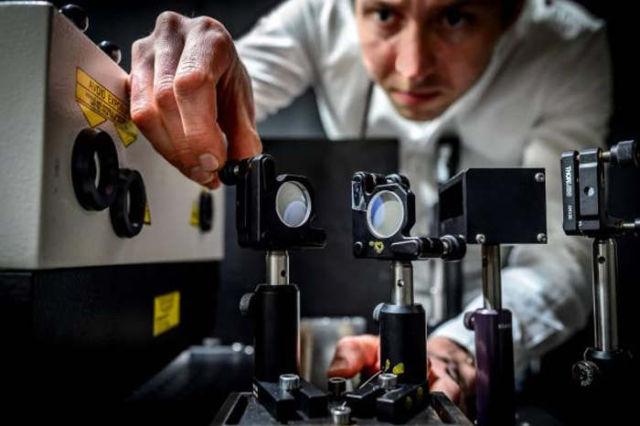 World's fastest film camera