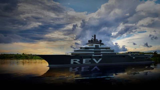 World's largest yacht to Help Save the Ocean (2)