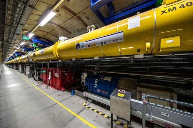 World's biggest X-ray Laser