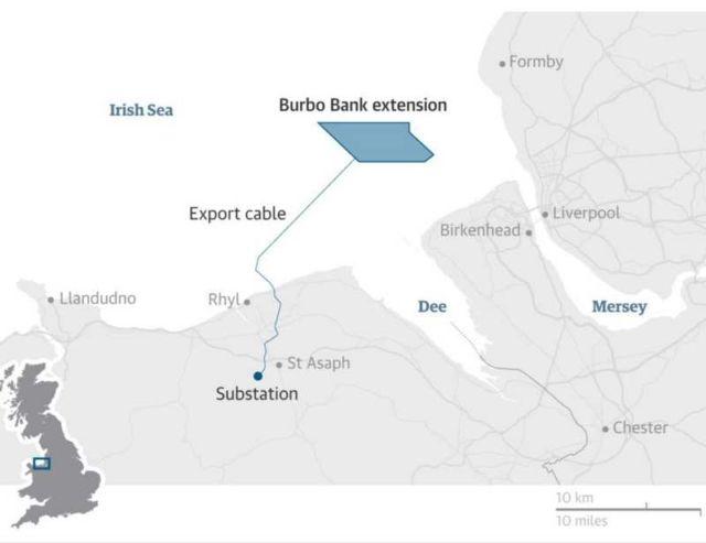 World's largest wind farm gets rolling near Liverpool (2)