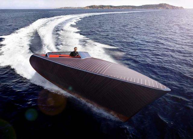 Zebra Electric speedboat (3)