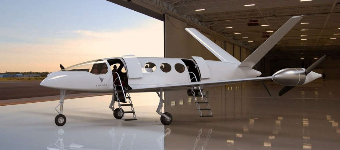 All-electric 'Alice' aircraft has 600 mile range (1)