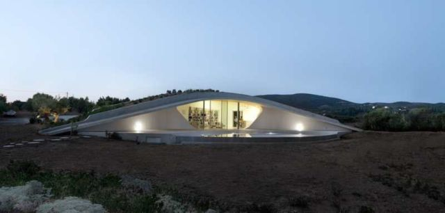 Villa Ypsilon in Greece (4)