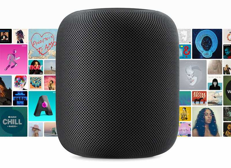 Apple HomePod Siri Speaker (3)