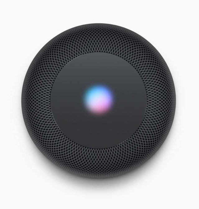 Apple HomePod Siri Speaker (2)