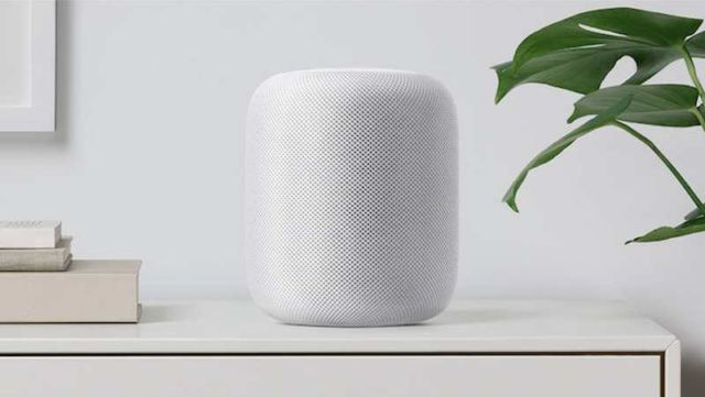 Apple HomePod Siri Speaker (1)