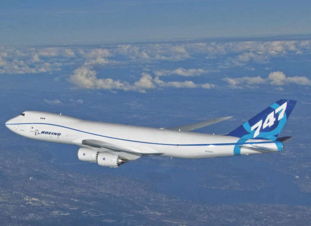Boeing to test Pilotless Plane next year