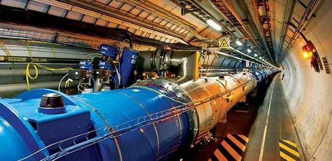 CERN's LHC