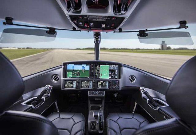 Cirrus SF50 Vision personal jet (5)