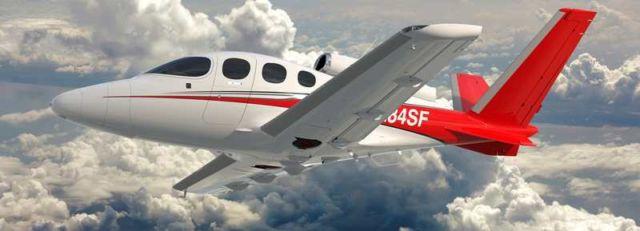 Cirrus SF50 Vision personal jet (4)