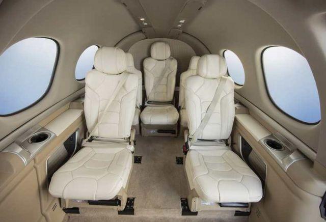 Cirrus SF50 Vision personal jet (3)