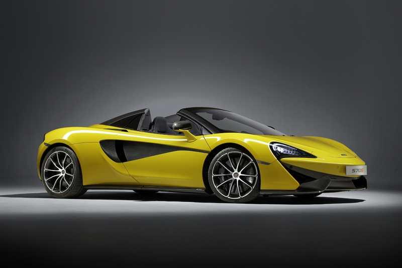 Convertible McLaren '650S Spider' (9)