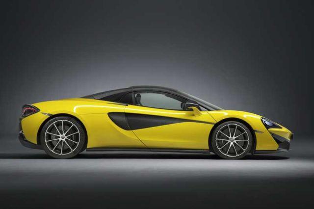 Convertible McLaren '650S Spider' (7)