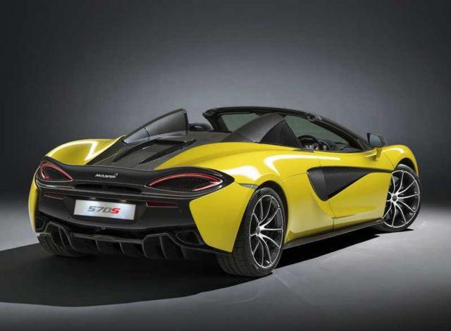 Convertible McLaren '650S Spider' (6)