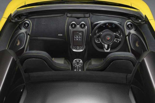 Convertible McLaren '650S Spider' (5)