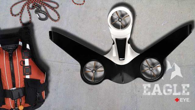 Eagle Eye rescue drone (3)
