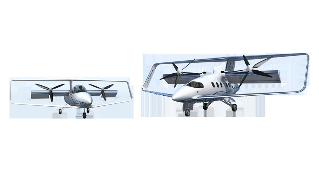 Elytron VTOL air-taxi concept (9)