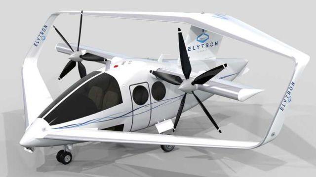 Elytron VTOL air-taxi concept (8)