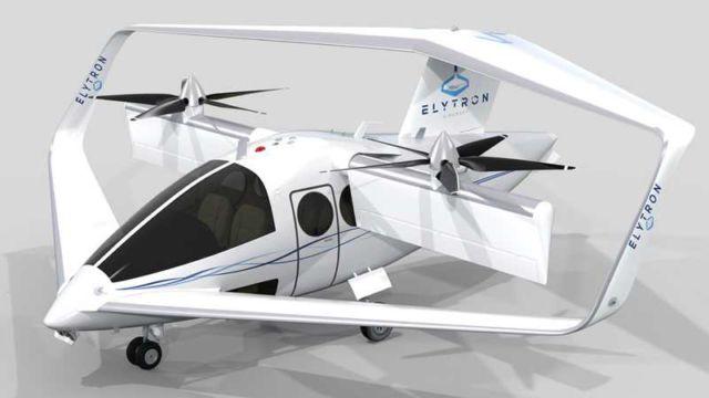 Elytron VTOL air-taxi concept (5)