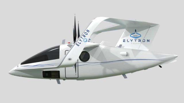 Elytron VTOL air-taxi concept (4)