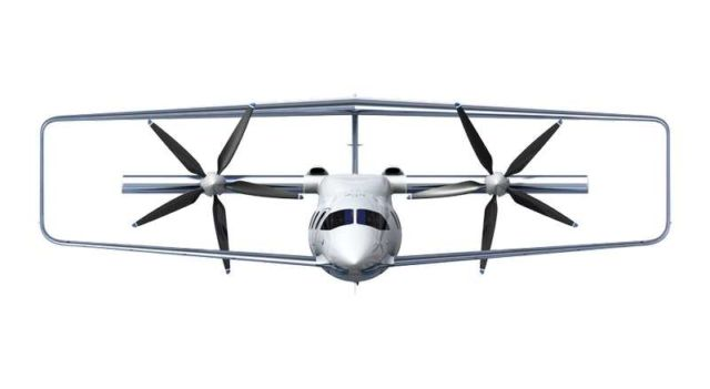 Elytron VTOL air-taxi concept (2)