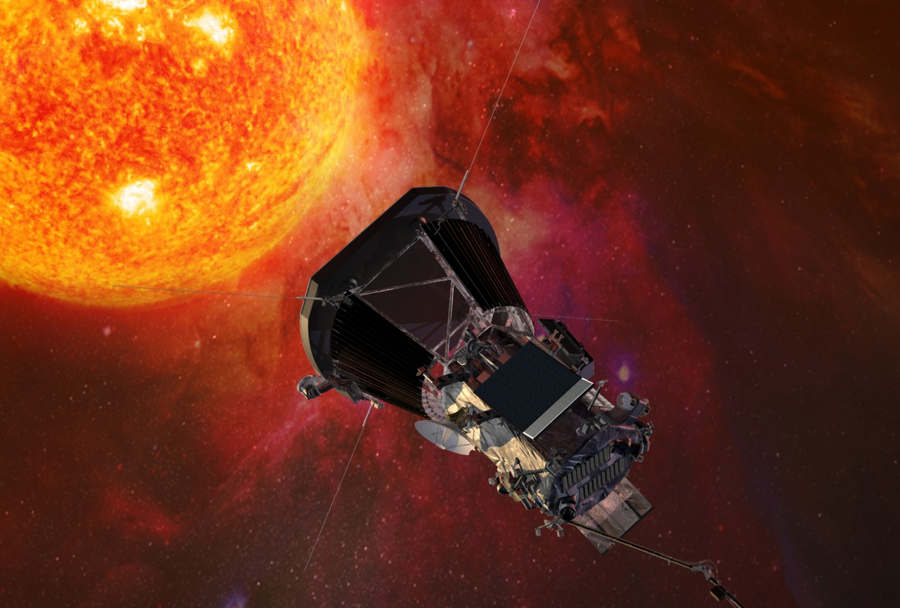 "First-ever mission to ""touch"" the Sun"