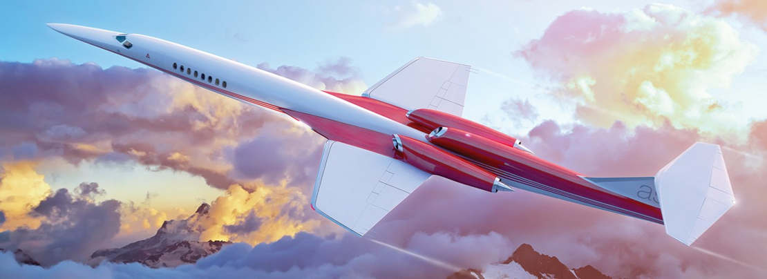 Aerion AS2 supersonic plane (1)