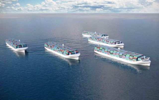 Japan to launch Self-piloting Ships by 2025