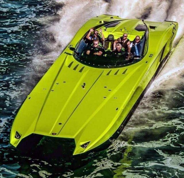 Lamborghini MTI 52' Super Veloce Catamaran