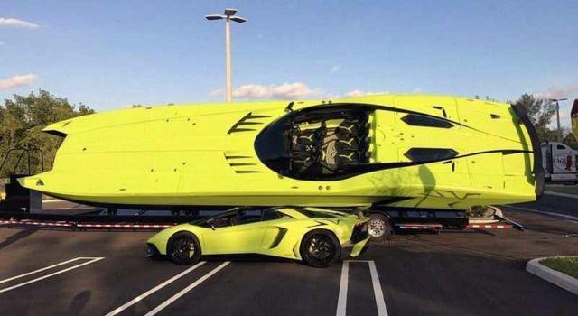 Lamborghini MTI 52' Super Veloce Catamaran (2)