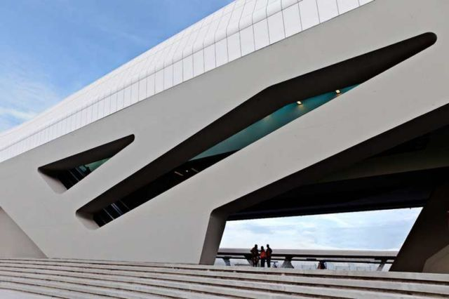 Napoli Afragola Station by Zaha Hadid (3)