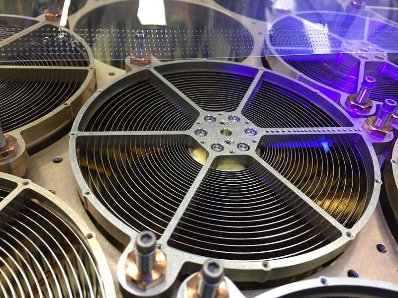 Neutron Star Mission's X-Ray Concentrator Optics