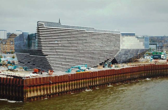The V&A Dundee Museum