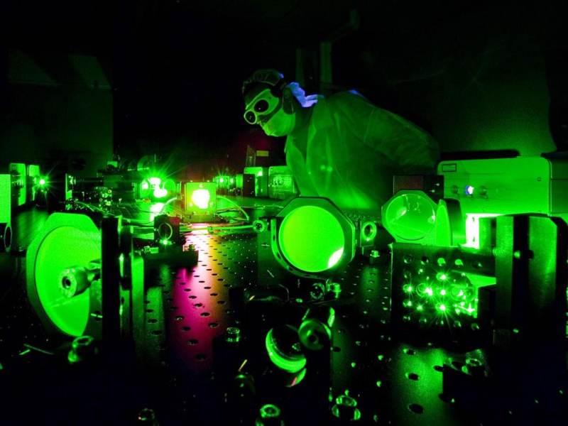 One billion suns- brightest light ever created