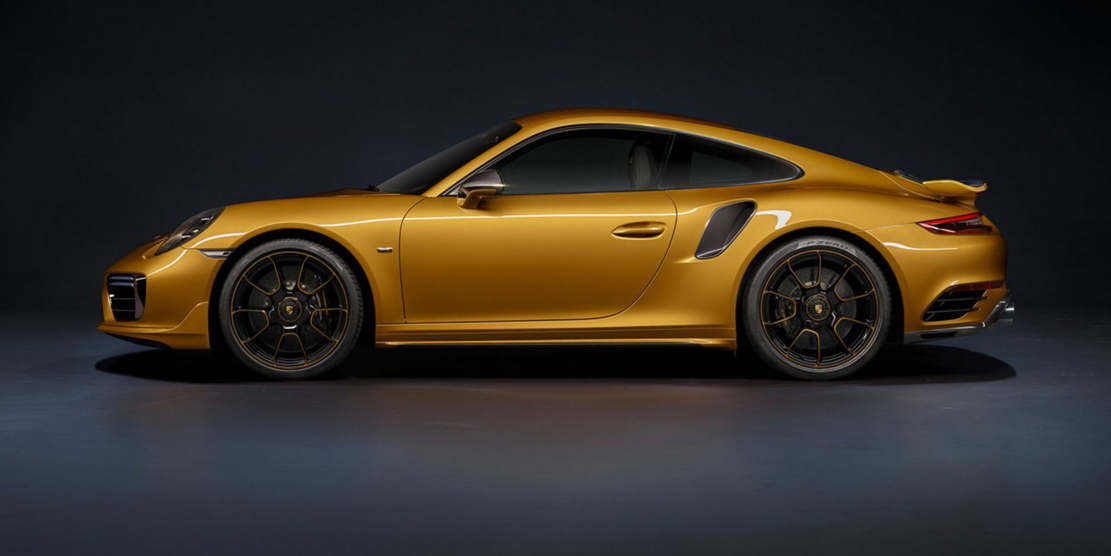 Porsche 911 Turbo S Exclusive Series (1)