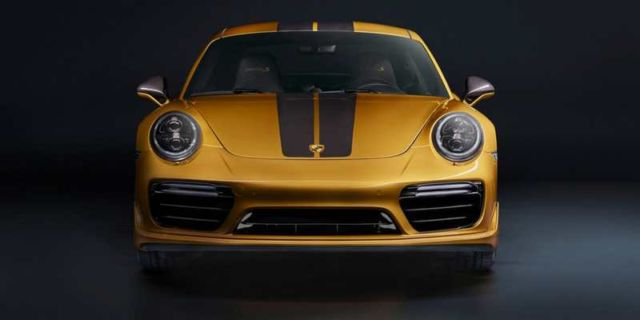 Porsche 911 Turbo S Exclusive Series (9)