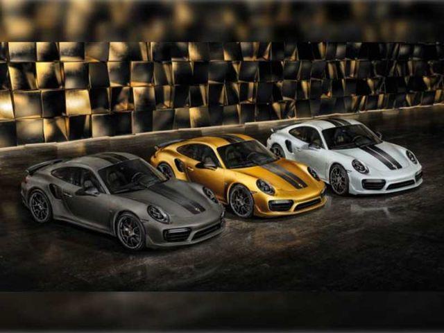 Porsche 911 Turbo S Exclusive Series (8)