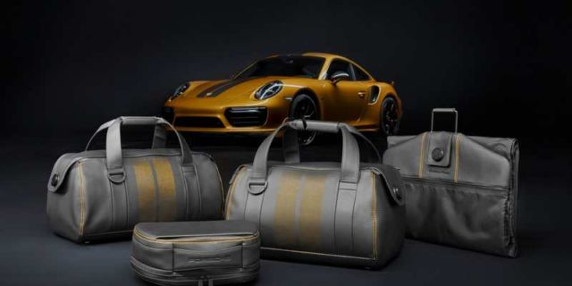 Porsche 911 Turbo S Exclusive Series (3)