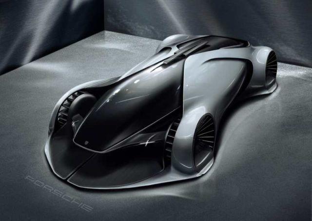 Porsche X concept