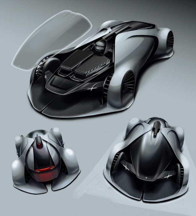 Porsche X concept (4)