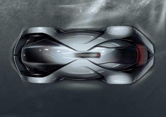 Porsche X concept (3)