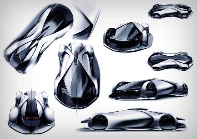 Porsche X concept (2)