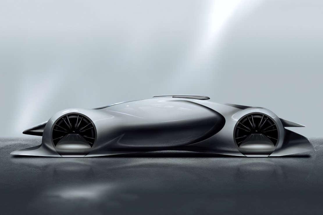 Porsche X concept (1)
