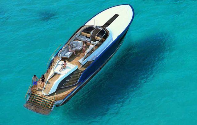 Rolls Royce's Aeroboat S6