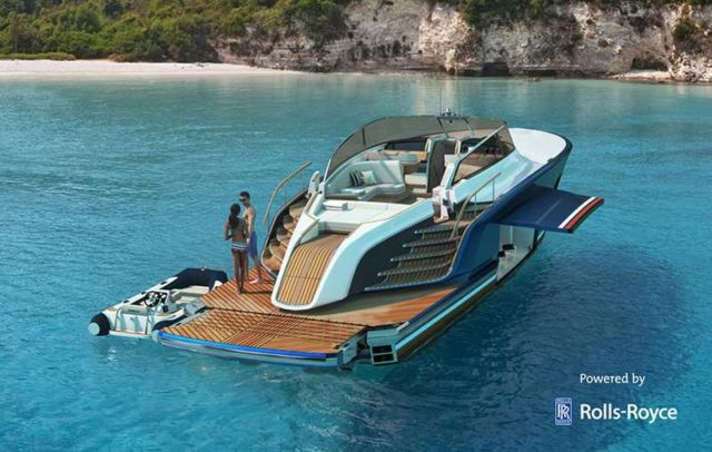Rolls Royce's Aeroboat S6 (9)